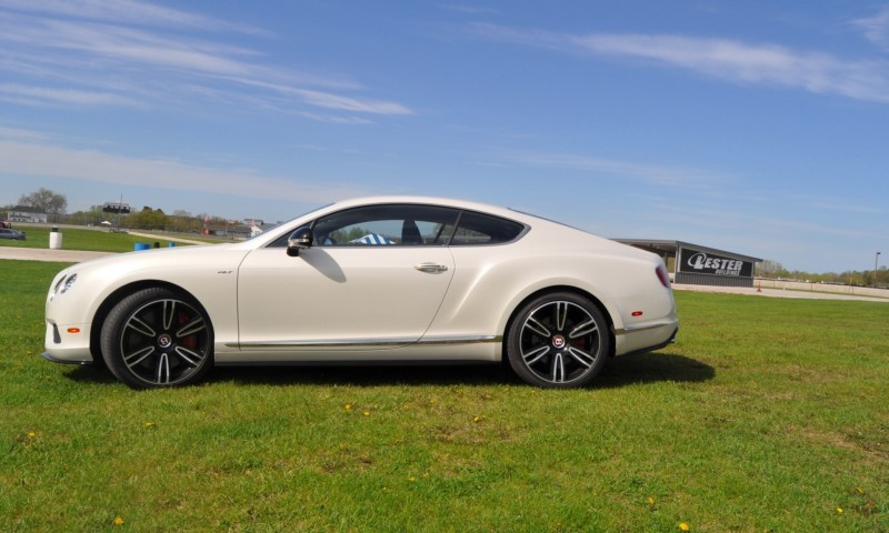 Car-Revs-Daily.com LOVES the 2014 Bentley Continental GT V8S 8