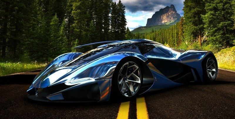 Car-Revs-Daily.com LaMASERATI by Mark Hostler - The Wildest Hypercar Concept Ever 46