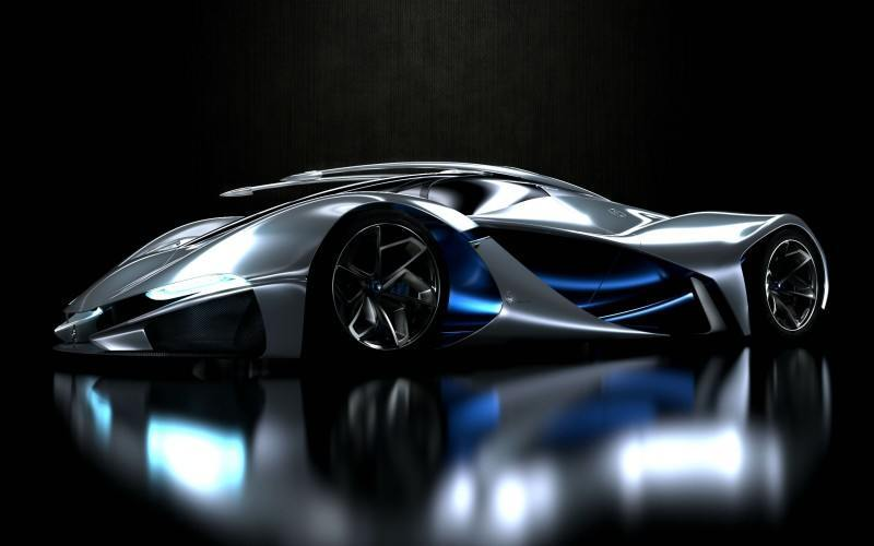 Car-Revs-Daily.com LaMASERATI by Mark Hostler - The Wildest Hypercar Concept Ever 52