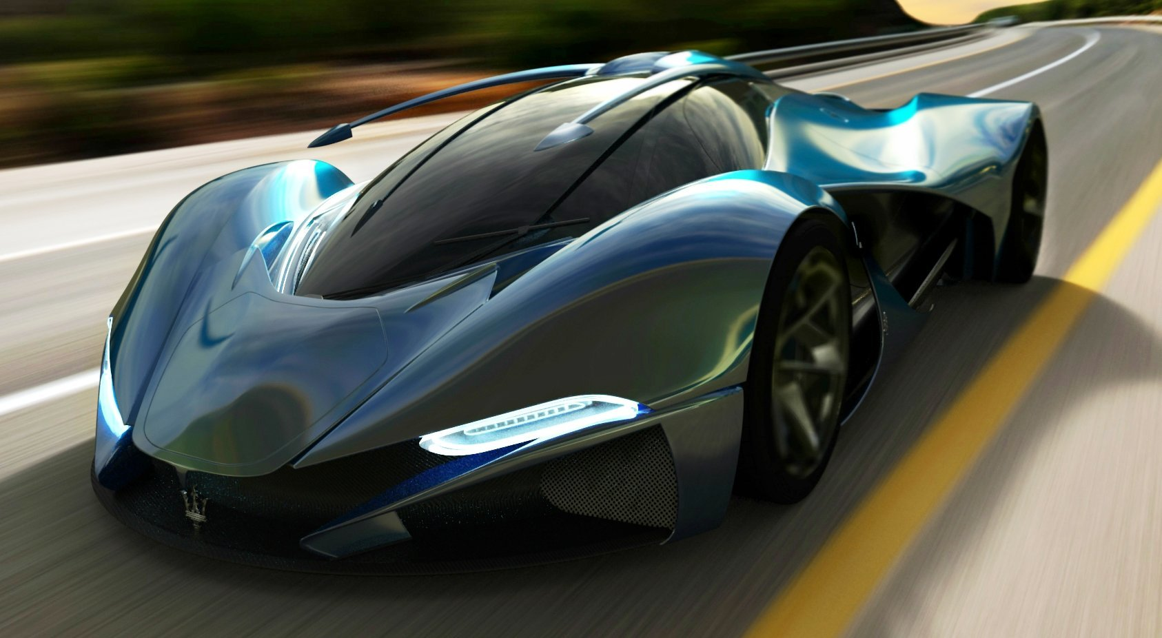 Lamaserati By Mark Hostler The Wildest Hypercar Concept Ever