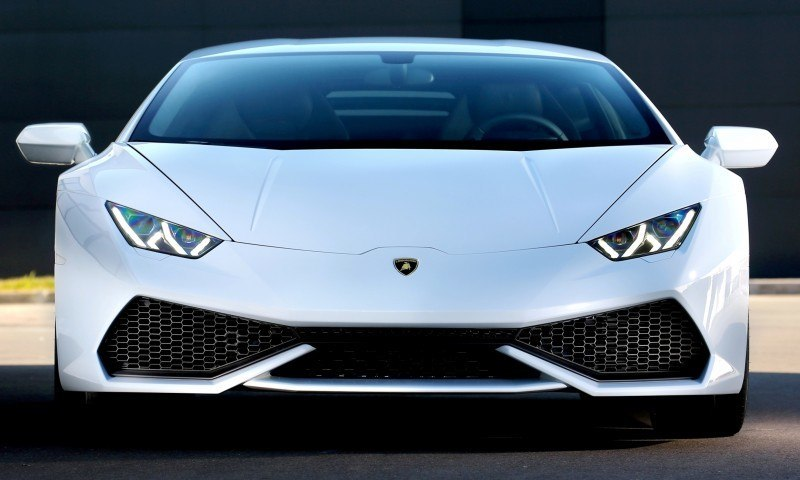... Car Revs Daily.com Lamborghini Huracan Super High Resolution Photos  Marbella 15 ...