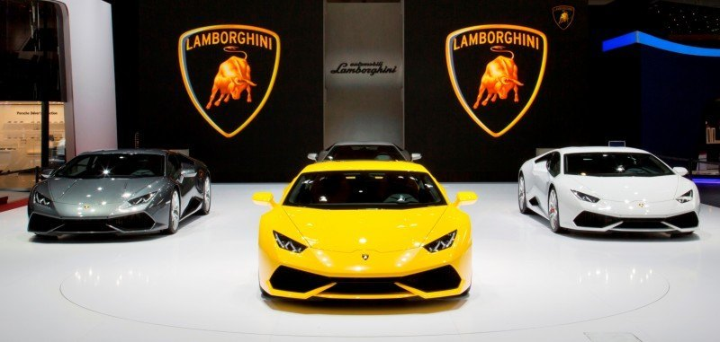 Car-Revs-Daily.com Lamborghini Huracan Super High Resolution Photos Marbella 2