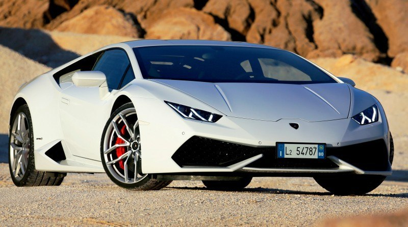 Car-Revs-Daily.com Lamborghini Huracan Super High Resolution Photos Marbella 35