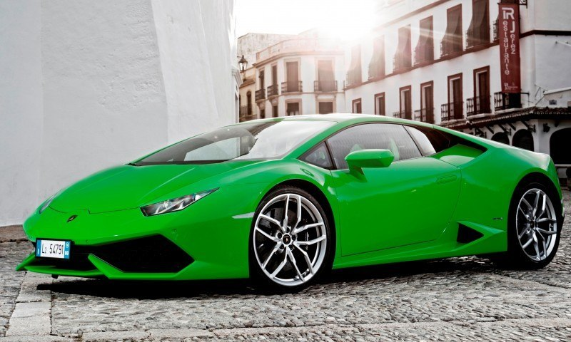 Car-Revs-Daily.com Lamborghini Huracan Super High Resolution Photos Marbella 43