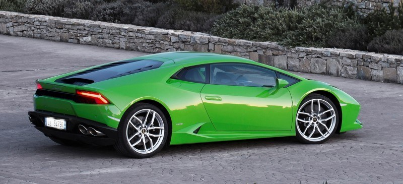 Car-Revs-Daily.com Lamborghini Huracan Super High Resolution Photos Marbella 45