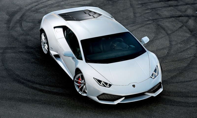 ... Car Revs Daily.com Lamborghini Huracan Super High Resolution Photos  Marbella 9 ...