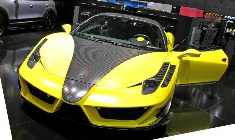 Car-Revs-Daily.com MANSORY 458 Siracusa 1