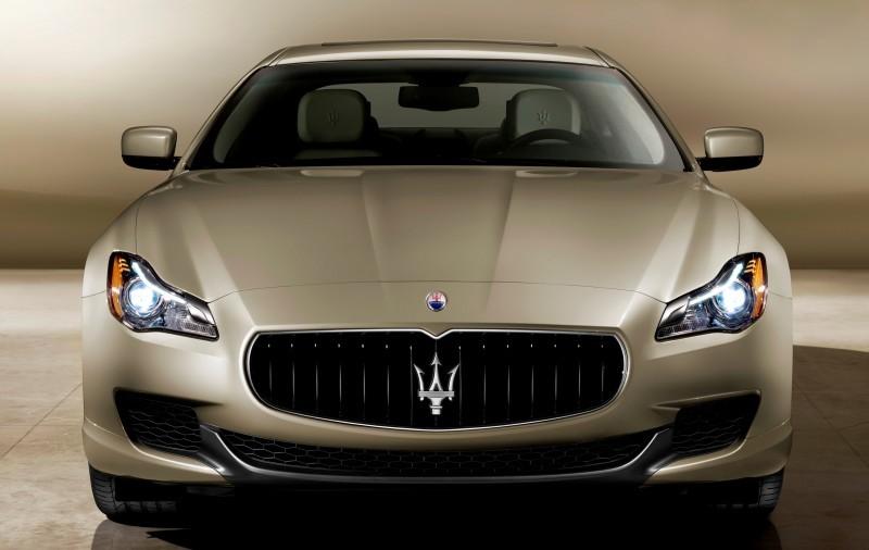 Car-Revs-Daily.com Maserati Quattroporte Configurator 1
