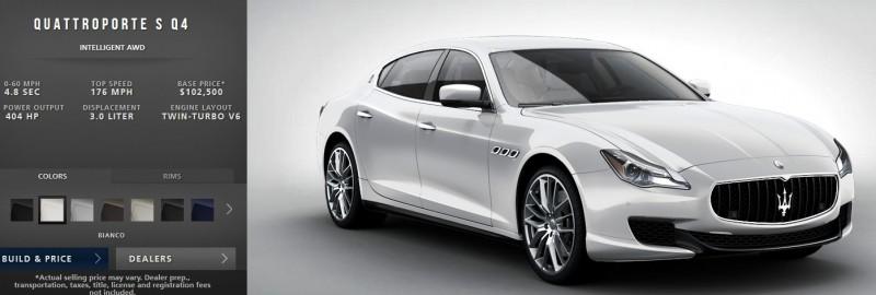 Car-Revs-Daily.com Maserati Quattroporte Configurator 16