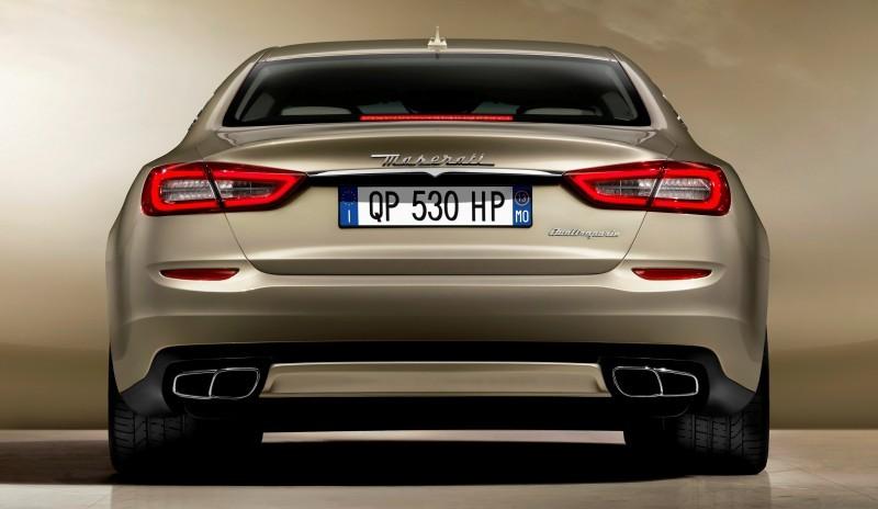 Car-Revs-Daily.com Maserati Quattroporte Configurator 2