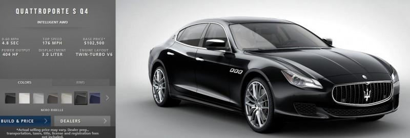 Car-Revs-Daily.com Maserati Quattroporte Configurator 20