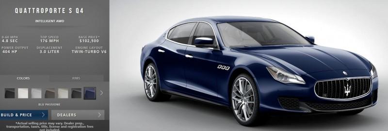 Car-Revs-Daily.com Maserati Quattroporte Configurator 21