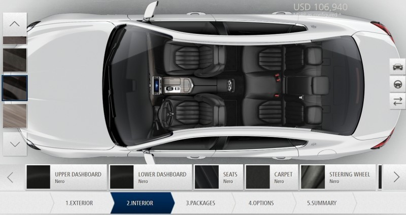 Car-Revs-Daily.com Maserati Quattroporte Configurator 31