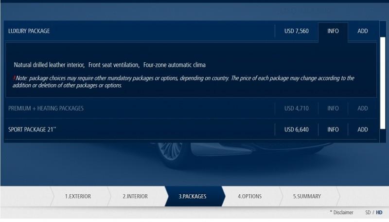 Car-Revs-Daily.com Maserati Quattroporte Configurator 34
