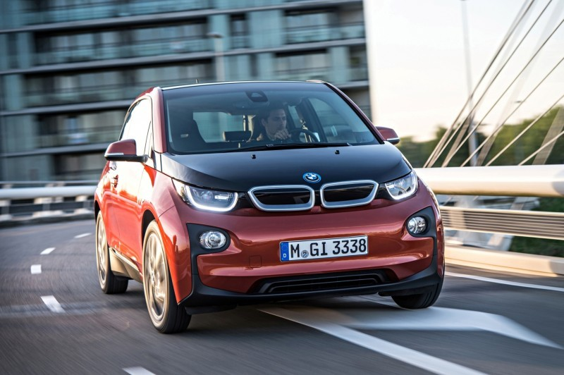 Car-Revs-Daily.com Mega Galleries - 2015 BMW i3 101
