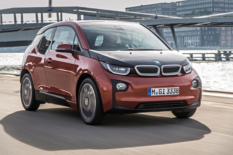 Car-Revs-Daily.com Mega Galleries - 2015 BMW i3 103