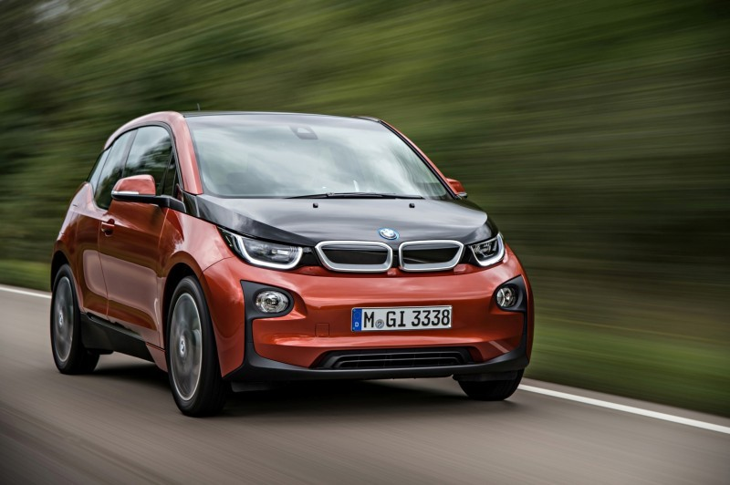 Car-Revs-Daily.com Mega Galleries - 2015 BMW i3 134