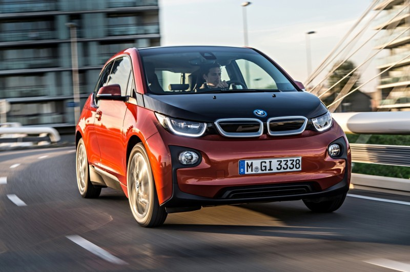 Car-Revs-Daily.com Mega Galleries - 2015 BMW i3 141