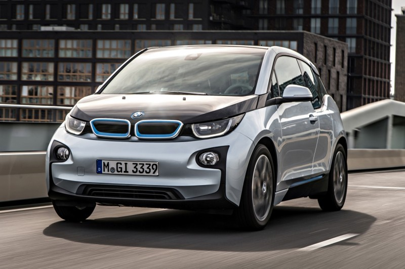 Car-Revs-Daily.com Mega Galleries - 2015 BMW i3 147