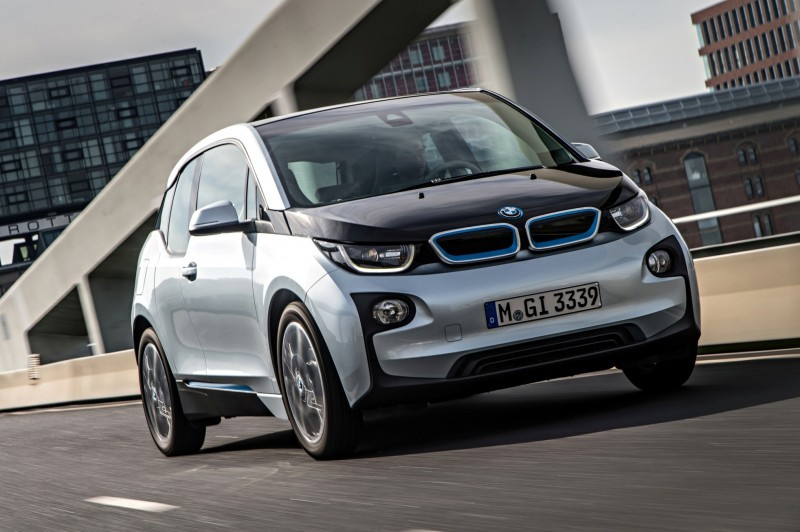 Car-Revs-Daily.com Mega Galleries - 2015 BMW i3 149