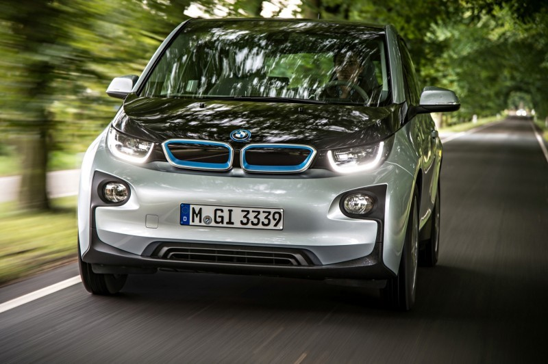Car-Revs-Daily.com Mega Galleries - 2015 BMW i3 163