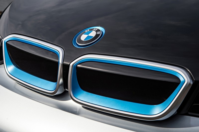Car-Revs-Daily.com Mega Galleries - 2015 BMW i3 198