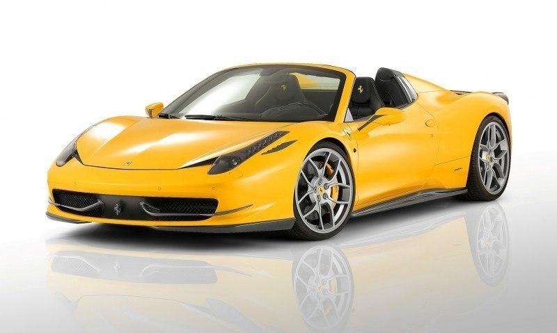 Car-Revs-Daily.com NOVITEC ROSSO Ferrari 458 SPYDER 1