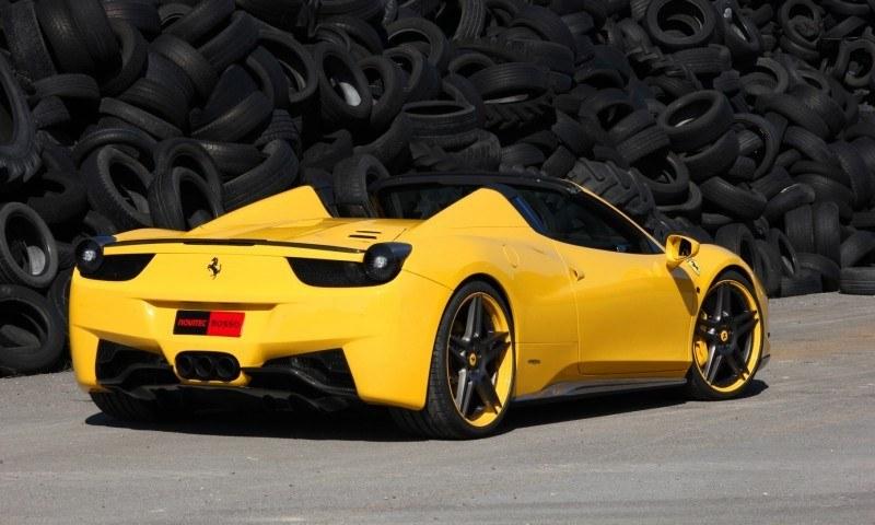 Car-Revs-Daily.com NOVITEC ROSSO Ferrari 458 SPYDER 10