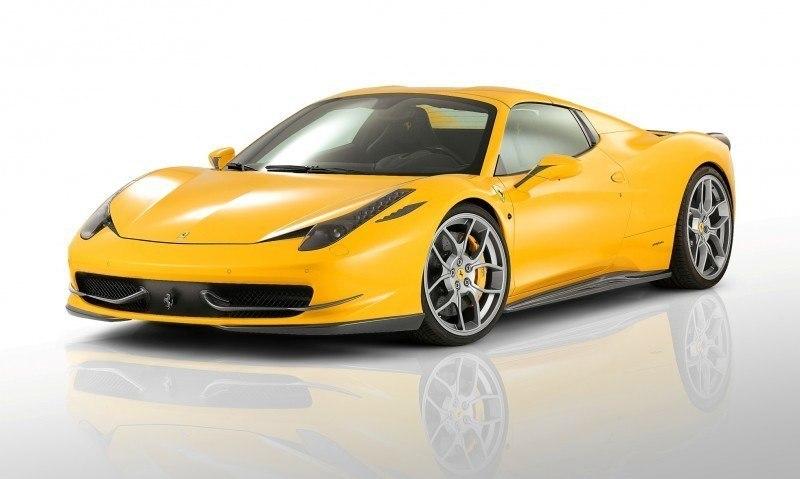 Car-Revs-Daily.com NOVITEC ROSSO Ferrari 458 SPYDER 11