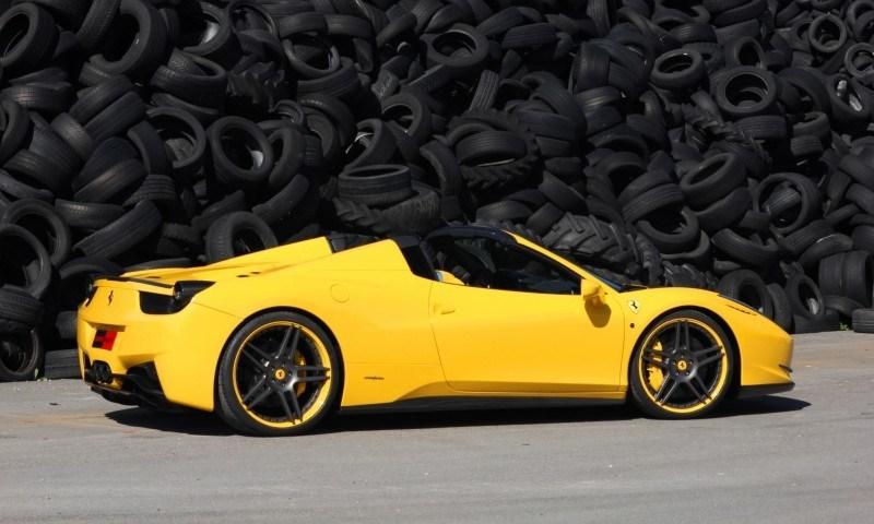 Car-Revs-Daily.com NOVITEC ROSSO Ferrari 458 SPYDER 12