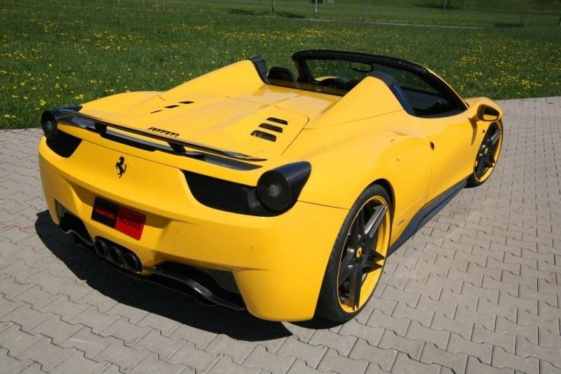 Car-Revs-Daily.com NOVITEC ROSSO Ferrari 458 SPYDER 13