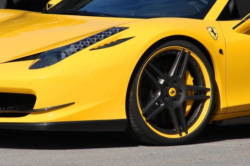 Car-Revs-Daily.com NOVITEC ROSSO Ferrari 458 SPYDER 16