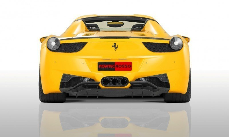Car-Revs-Daily.com NOVITEC ROSSO Ferrari 458 SPYDER 2
