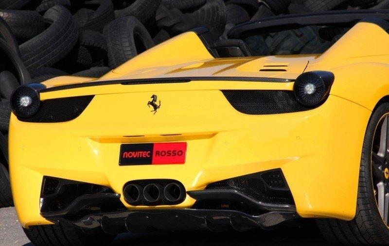Car-Revs-Daily.com NOVITEC ROSSO Ferrari 458 SPYDER 20