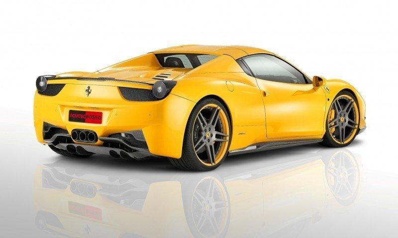 Car-Revs-Daily.com NOVITEC ROSSO Ferrari 458 SPYDER 21
