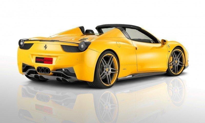 Car-Revs-Daily.com NOVITEC ROSSO Ferrari 458 SPYDER 27