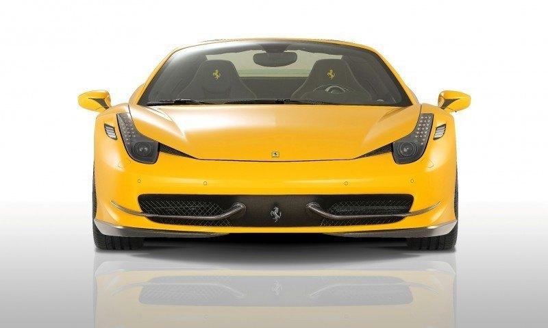 Car-Revs-Daily.com NOVITEC ROSSO Ferrari 458 SPYDER 28