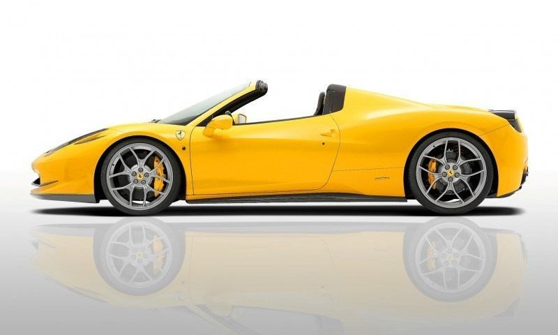 Car-Revs-Daily.com NOVITEC ROSSO Ferrari 458 SPYDER 29