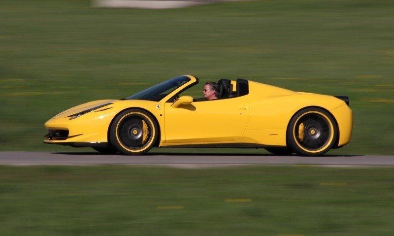 Car-Revs-Daily.com NOVITEC ROSSO Ferrari 458 SPYDER 3