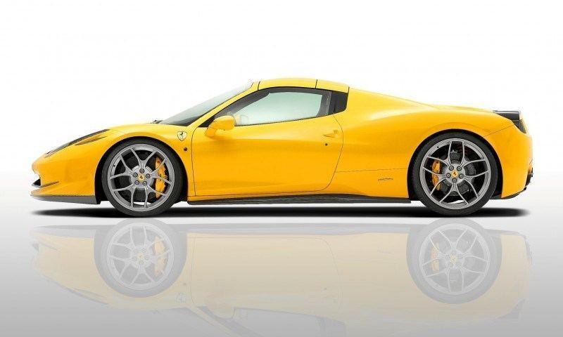 Car-Revs-Daily.com NOVITEC ROSSO Ferrari 458 SPYDER 30