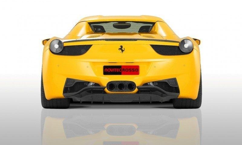 Car-Revs-Daily.com NOVITEC ROSSO Ferrari 458 SPYDER 31