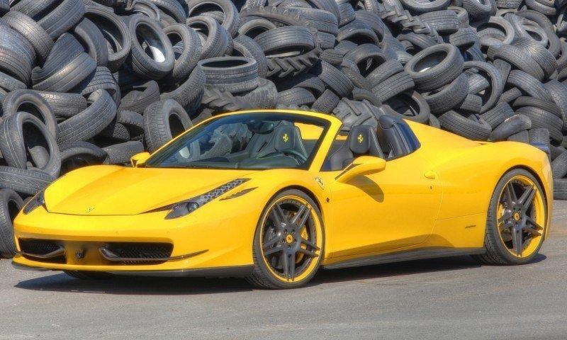 Car-Revs-Daily.com NOVITEC ROSSO Ferrari 458 SPYDER 4