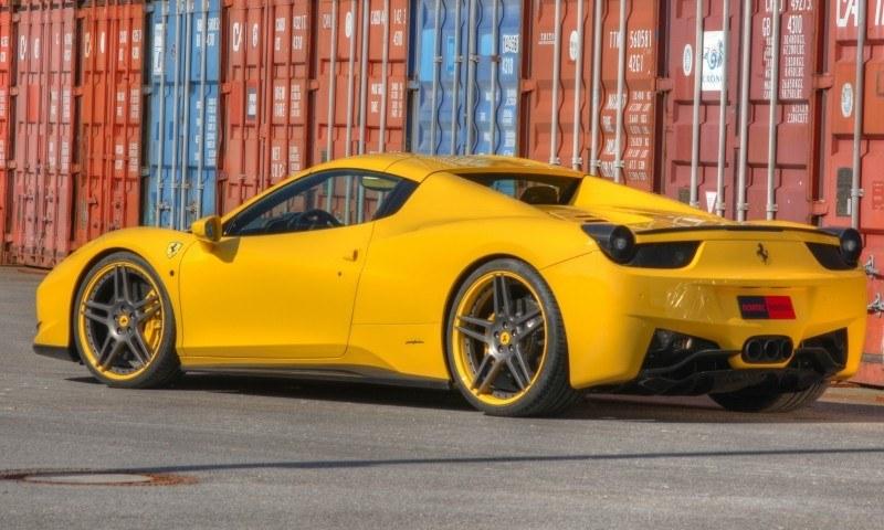 Car-Revs-Daily.com NOVITEC ROSSO Ferrari 458 SPYDER 5
