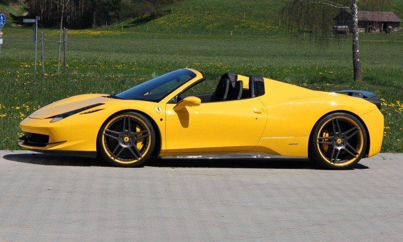 Car-Revs-Daily.com NOVITEC ROSSO Ferrari 458 SPYDER 6