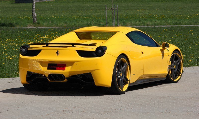 Car-Revs-Daily.com NOVITEC ROSSO Ferrari 458 SPYDER 7