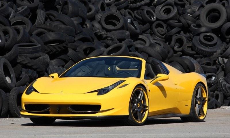 Car-Revs-Daily.com NOVITEC ROSSO Ferrari 458 SPYDER 8