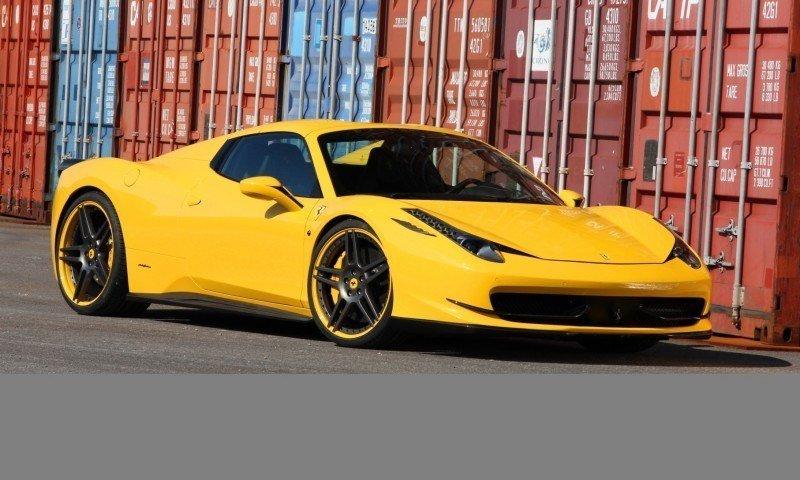 Car-Revs-Daily.com NOVITEC ROSSO Ferrari 458 SPYDER 9