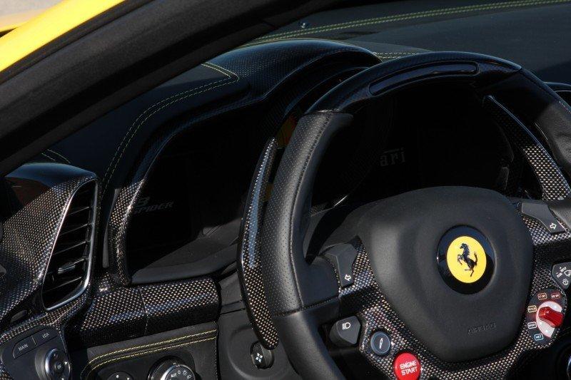 Car-Revs-Daily.com NOVITEC ROSSO Ferrari 458 Speciale 36