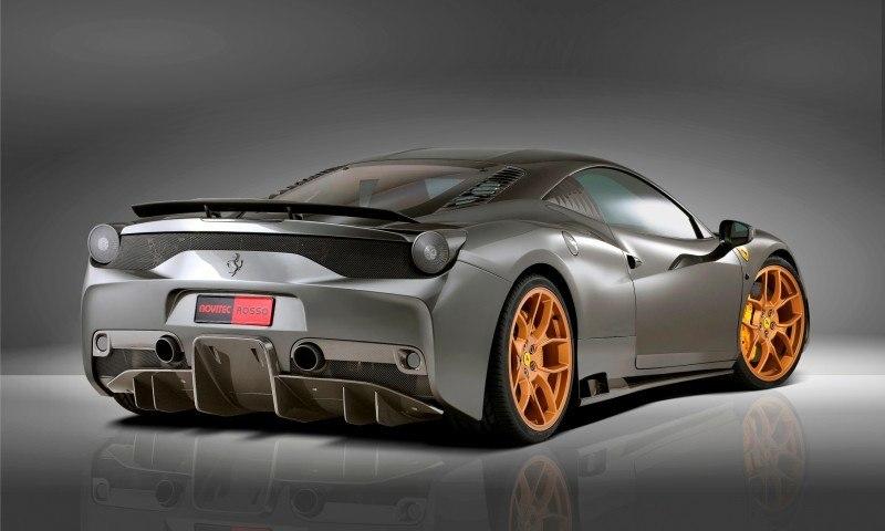 Car-Revs-Daily.com NOVITEC ROSSO Ferrari 458 Speciale 42