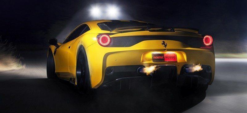 Car-Revs-Daily.com NOVITEC ROSSO Ferrari 458 Speciale 49